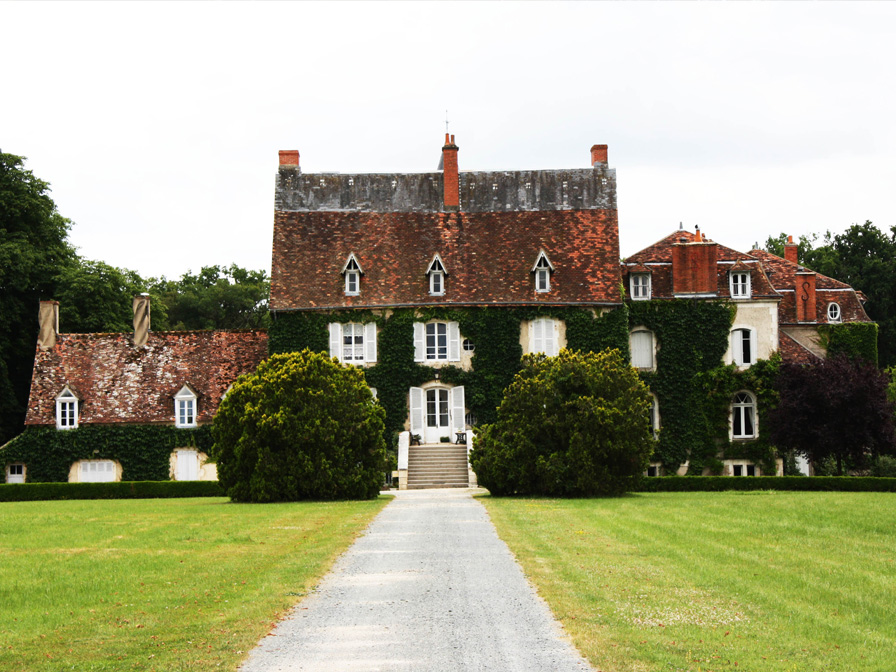 Chateau-Le-Plessis-36330-Velles-le-chateau-vue-depuis-le-parc